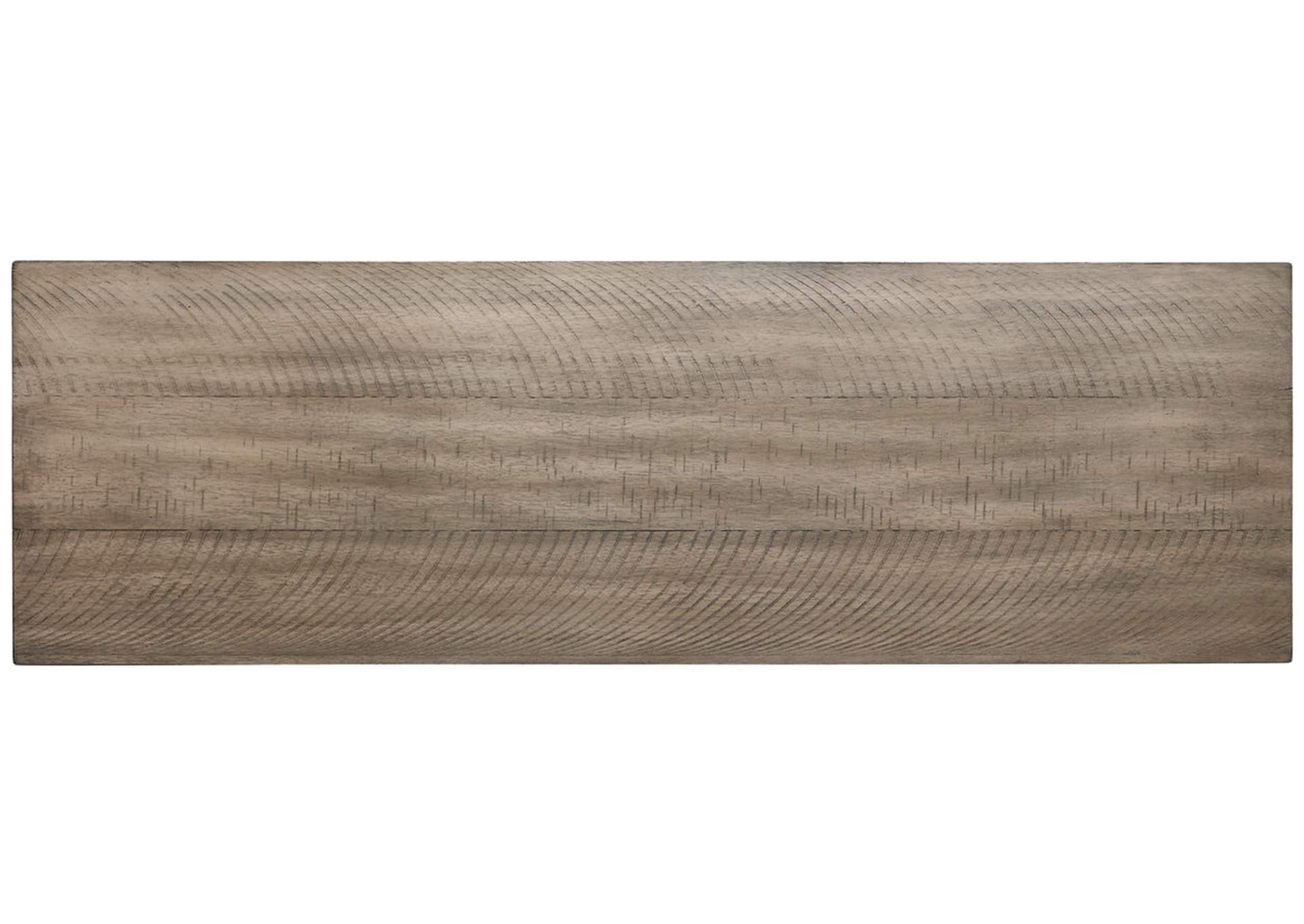 Skempton Storage Bench