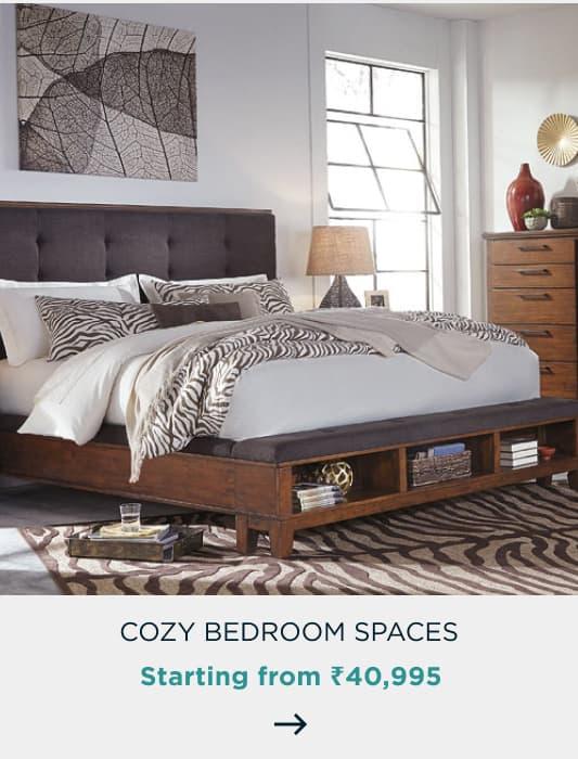 Shop Cozy Beds