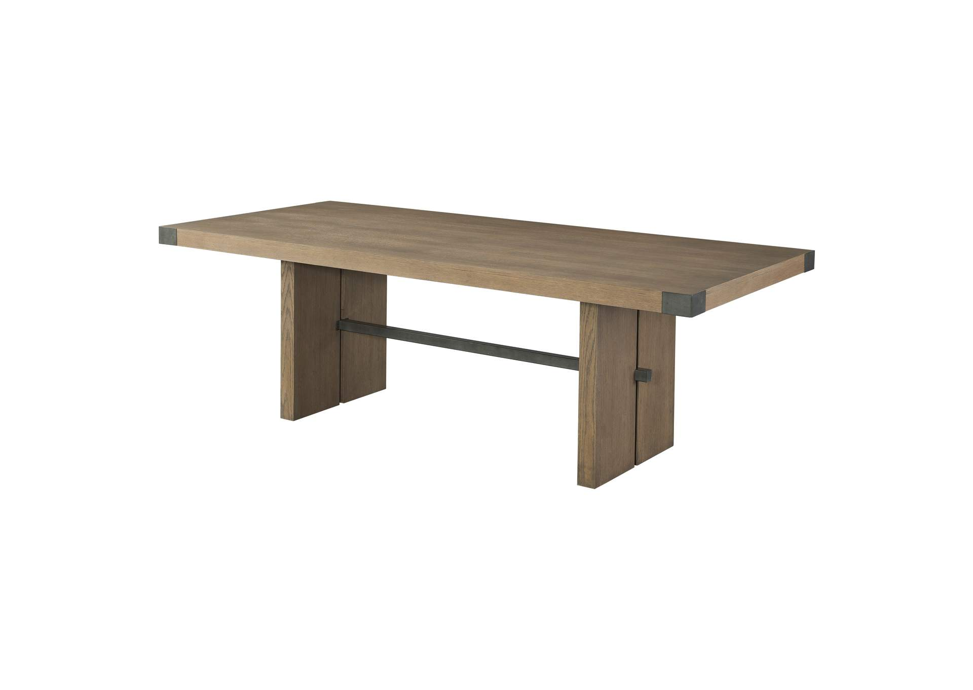 5054 Urban Swag Trestle Dining Table