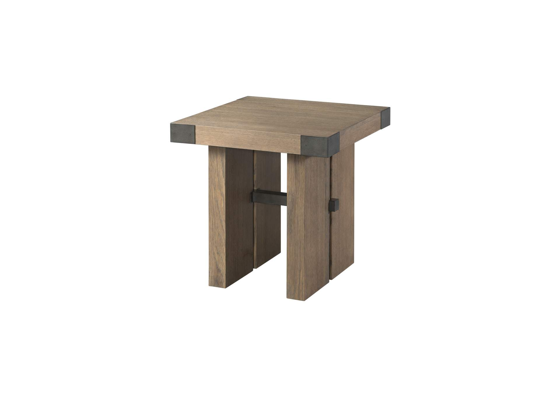 7054 Urban Swag End Table